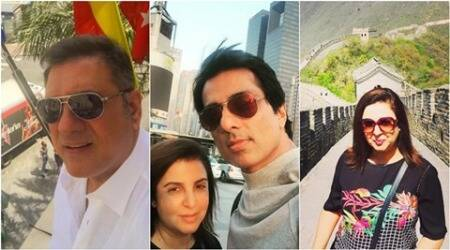 bollywood travel destinations, bollywood celebrities favourite travel destinations, favourite travel destinations of bollywood celebrities, parineeti's travel destination, bipasha's travel destinations, farah khan's favourite travel destinations, boman irani's travel destination, indian express, indian express news