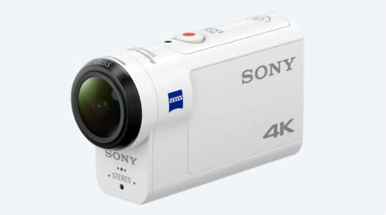 Sony, Sony FDR X3000 camera, Sony FDR X3000 4K camera, Sony FDR X3000 price, Sony FDR X3000 features, Sony FDR X3000 specifications, Sony 4K camera, gadgets, technology, technology news