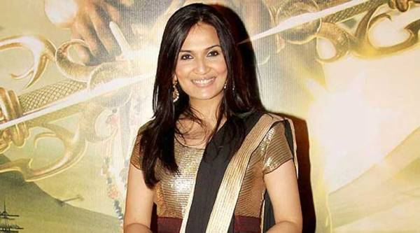 Now it is clear that V Creations will produce Soundarya's first non-animated feature film.
