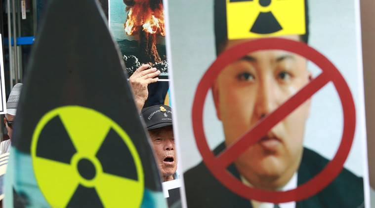 North Korea, North Korea nuclear test, nuclear test sites, satellite images, nuclear site image analysis, North Korea news, world news, latest news, Indian express