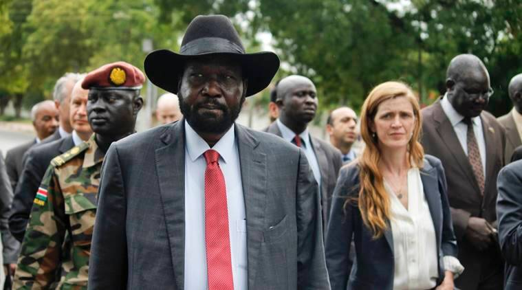UN Security Council, South Sudan, President Salva Kiir,UN peacekeepers, US Ambassador Samantha Power, South Sudanese soldiers, African Union officials, Intrenational News, latest news, world news,