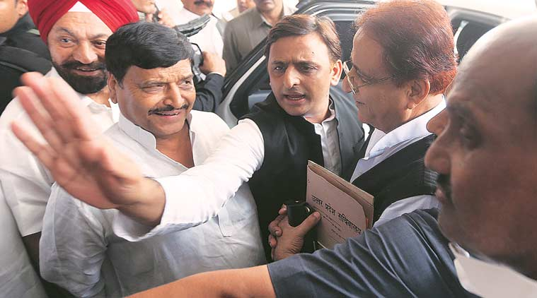 Amar Singh appointed as general secetary of Samajwadi Party