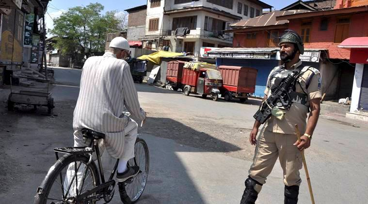 pellet guns Kahsmir, PAVA shells, Kashmir situation, BSF, Kashmir, pellet guns, pellet gun injuries, news, latest news, Kashmir news, India news, national news,