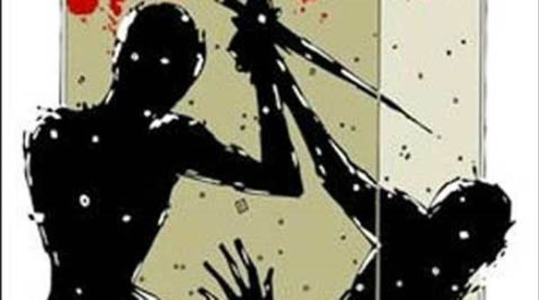 Chandigarh crime, teacher stabbed, Chandigarh teacher stabbed, teacher stabbed in class, student stabs teacher, indian express