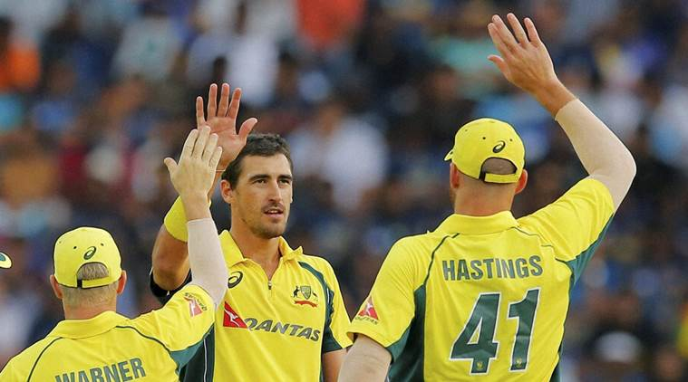 Mitchell Starc, Australia, Cricket Australia, Australian Cricket Association, MoU, Alistair Nicholson, ICC Champions Trophy, Pakistan, Sri Lanka, Pat Howard, New Zealand, sports nes, cricket news, indian express