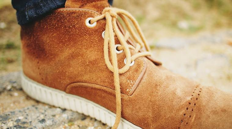 shoe tips, suede shoes, suede shoes maintenance, Deepak Poptani, Hitz, latest news, latest lifestyle news