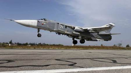Sukhoi with 2 pilots missing near China