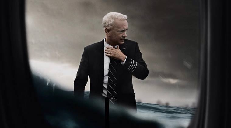 Sully movie review, Sully review, Sully, Tom Hanks, Tom Hanks sully, Tom Hanks sully review, Aaron Eckhart, Clint Eastwood, Sully movie, Sully film review, Sully cling eastwood movie, Sully review tom hanks, Entertainment, Indian express, indian express news