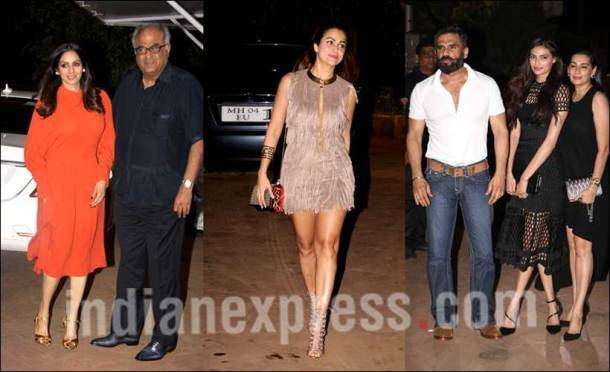 Ranbir Kapoor missing, but watch for inside pictures of Kapoor family's celebration