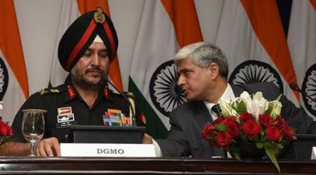 surgical strikes, surgical strike, army, indian army, pakistan, dgmo, Loc, cross border, terrorism, uri attack, indian express, latest news,