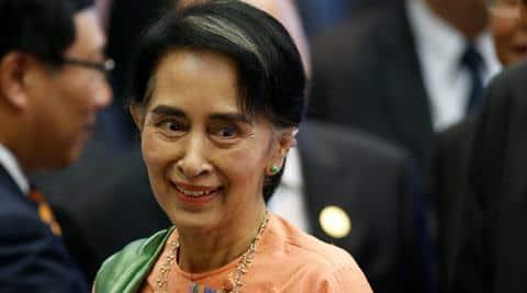 Myanmar, Myanmar people,myanmar communities, Rohingyas , Rohingyas community, Rohingyas myanmar, Aung San Suu Kyi , Suu Kyi, Myanmar Suu Kyi, Myanmar democracy,Myanmar news, indian express editorial