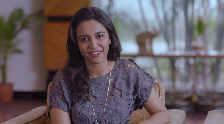 Swara Bhaskar, Swara Bhaskar web series, It's Not that Simple, Swara Bhaskar Its not that simple, Vivan Bhatena, Akshay Oberoi, Karanveer Mehra, Entertainment, Web series, Its not that simple web series, Entertainment