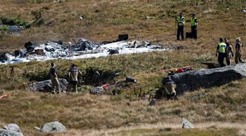 Swiss air force grounds Super Puma copters after fatal crash