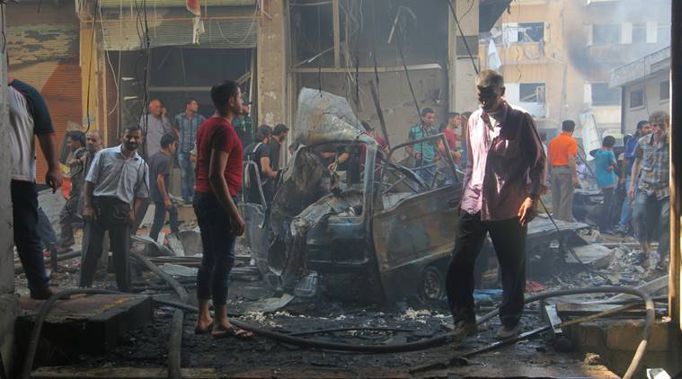 air strike, syria, syria air strike, syria idlib, idlbi, idlib aatack, US Russia, US russia syria, syria ceasefire, syria, civil war, US syria, russia syria, IS, islamic state, ISIS, latest world news