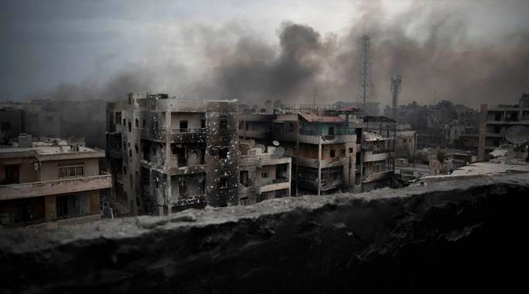Syria, Europe, UN panel on war crimes, refugee crisis, migrants, United Nations,  UN Commission of Inquiry on Syria, Geneva forum, UN Human Rights Council, Syria news, world news, latest news, Indian express