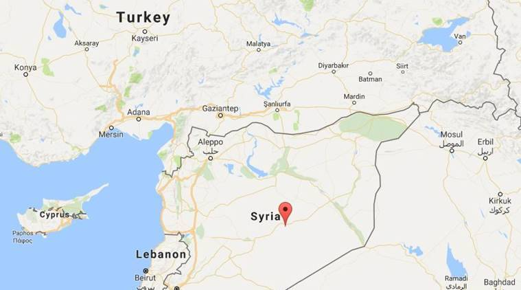 Aid For Syria Waits On Turkish Border As Warring Sides Bicker - Where is syria and turkey