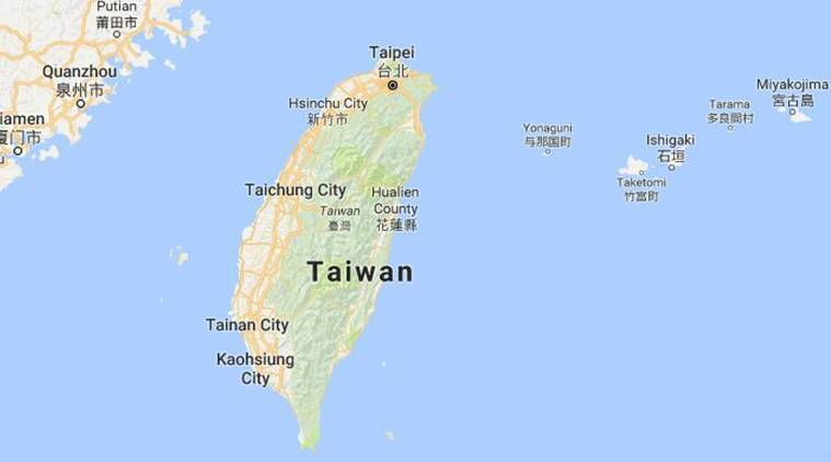 Taiwan, taiwan news, taiwan earthquake, taiwan earthquake news, world news, indian express