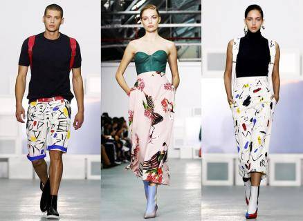 Here's what you missed during London Fashion Week, see pics