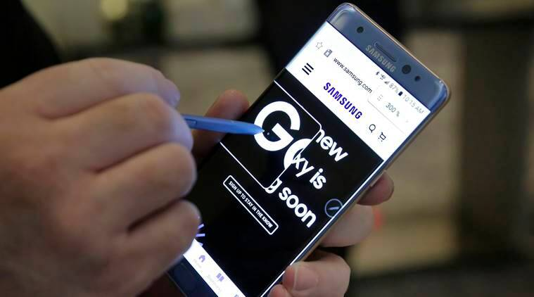 Samsung, Samsung Note 7, Samsung smartphones, Note 7, Note 7 battery problems, Note 7 recall, Note 7 replacements, Samsung news, tech news, latest news, Indian express