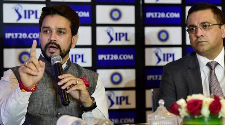 ICC, International Cricket Council, Shashank Manohar, ICC president, BCCI, Board of Control for Cricket in India, Anurag Thakur, BCCI president, IPL, IPL broadcast rights, India cricket, Cricket news, Cricket