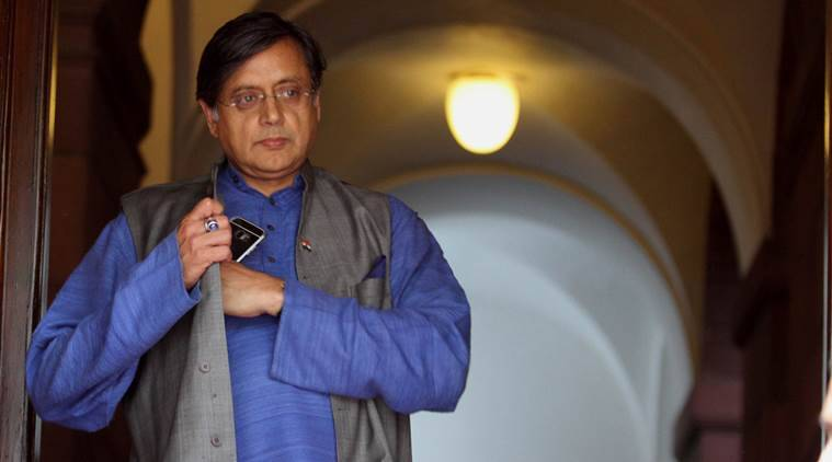 Shashi Tharoor, Shashi Tharoor house burgled, shashi tharoor robbed, Shashi Tharoor house, lok sabha mp, latest news, latest india news, latest delhi news