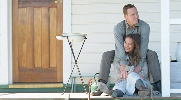The Light Between Oceans, The Light Between Oceans movie review, The Light Between Oceans review, The Light Between Oceans film review, The Light Between Oceans movie, Michael Fassbender, Alicia Vikander, Rachel Weisz, The Light Between Oceans hollywood review, Entertainment, Indian express, indian express news