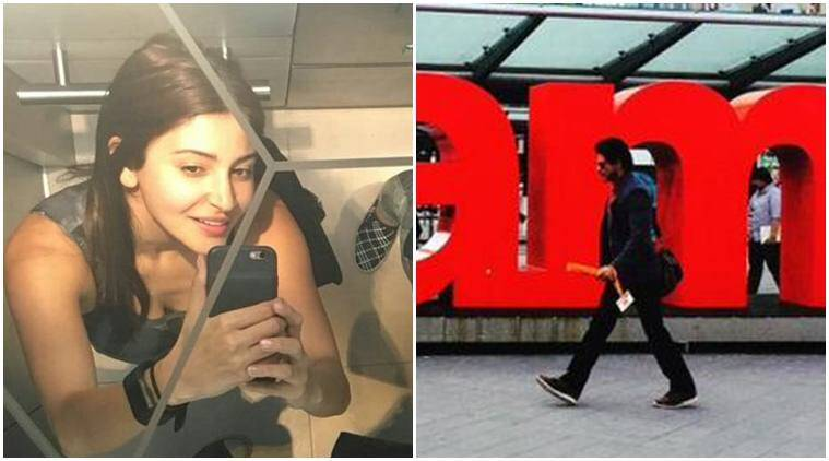 Shah Rukh Khan, Anushka Sharma, The ring, the ring movie, the ring anushka sharma, anushka sharma the ring, shah rukh khan the ring, the ring shah rukh khan, the ring cast, the ring news, the ring amsterdam, entertainment news