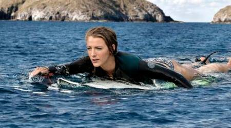 The Shallows movie review, The Shallows review, The Shallows, The Shallows Blake Lively, The Shallows film review, The Shallows blake lively movie review, Blake lively The Shallows movie review, The Shallows hollywood movie review, indian express, indian express news
