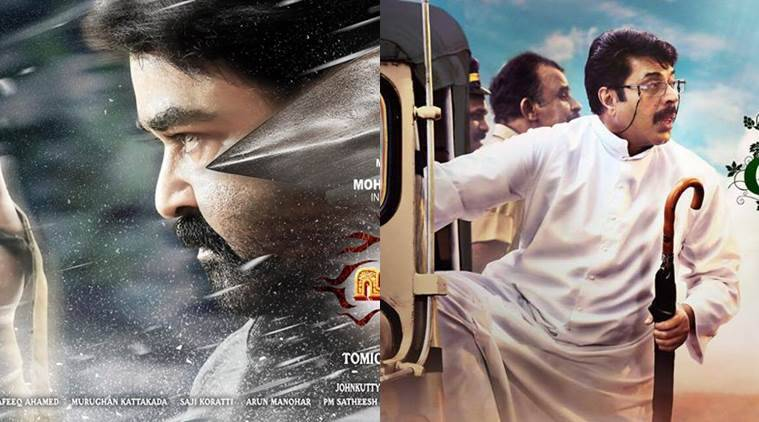 Speculations are rife that Mammootty's Thoppali Joopan will release on October 7, along with Mohanlal's Pulimurguan, a film helmed by a debut director will take on the big players.