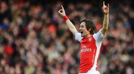 Tomas Rosicky, Rosicky , Tomas Rosicky injury, Sparta Prague, Czech League, Football news, Football