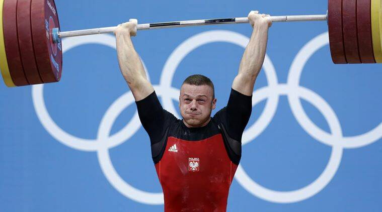 Zielinski and his brother Adrian, the 2012 champion at 85kg, were sent back to Poland in disgrace before competing in Rio. (Source: AP/File)