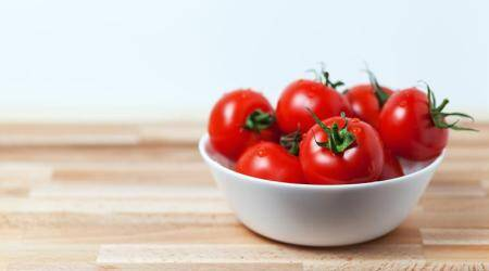 Israeli company says it has developed tiniest cherry tomato