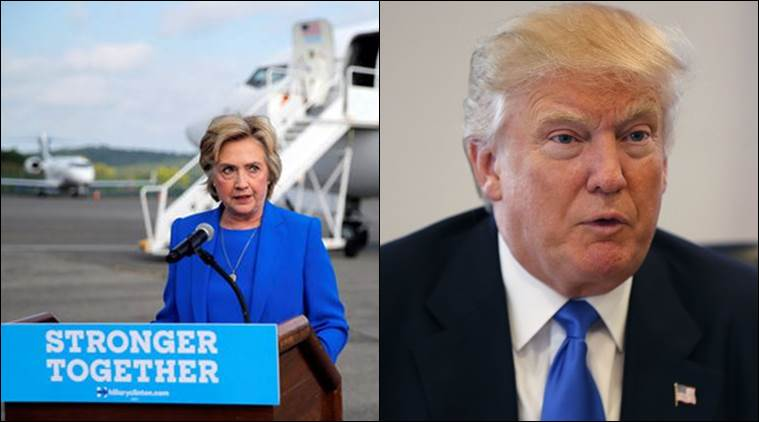 Donald Trump, trump. Clinton, Hillary clinton, US, US elections, US presidential elections 2016, US news, world news