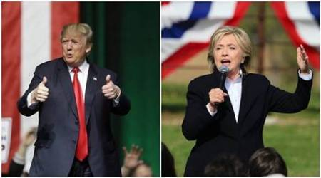 US, US elections, US polls, US presidential electionS, US presidential debate, presidential debate, Donald Trump, Hillary Clinton, Trump, Clinton, US debate, United States, USA, United States of America, world news, latest news, indian express