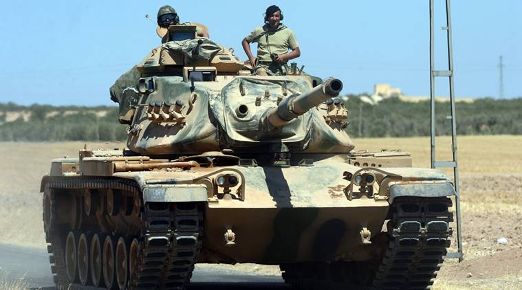 Turkey, Syria, safe zone plan, ISIS, Islamic State, Kurds, Kurdish militia, YPG, Russia, Erdogan, Turkey news, Syria news, world news, indian express