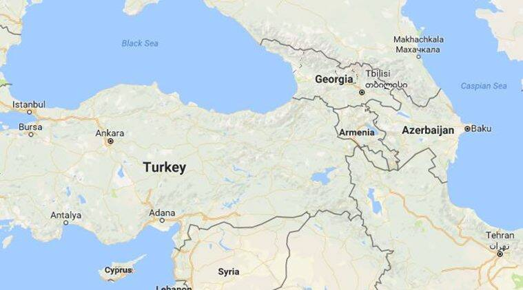 Turkey bomb attack, Turkey bomb blast, turkey bombing, turkey, turkey news, soldiers killed, turkey people hurt, Kurdisjh rebels, Kurdistan workers' party, PKK, turkey PKK, southeastern Turkey, world news, indian express, latest news