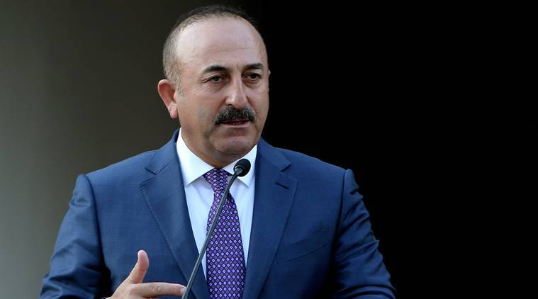 Turkey, justice ministry, council of europe, human rights, failed coup, prosecution, turkish president, Tayyip Erdogan, Turkish Foreign Minister, Mevlut Cavusoglu, world news, indian express