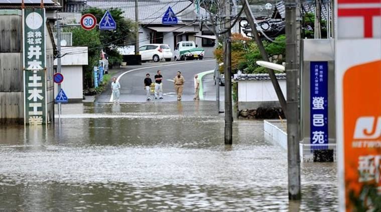 Typhoon, Malakas Typhoon, Japan, Japan typhoon, Typhoon in Japan, Japan news, Latest news, Japan latest news, Latest news, international news, world news