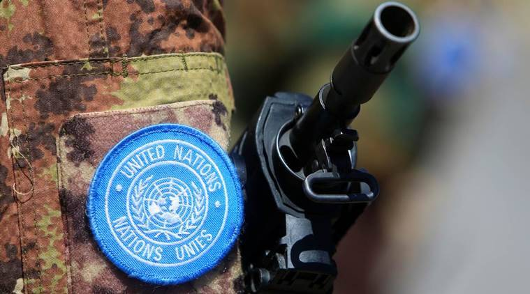 un delays, un peacekeeping mission, un peacekeeping mission payment delays, united nations, india voices concerns, un peacekeeping, indian express