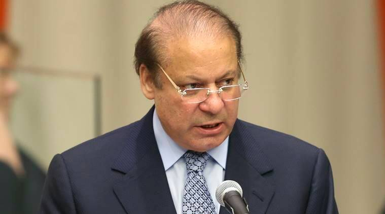 Nawaz Sharif, Sharif on India, Sharif on Indian Army attack, Indian Army, India-Pak tensions, ceasefire violations, LOC situation, Pakistani Prime Minister, indian express news