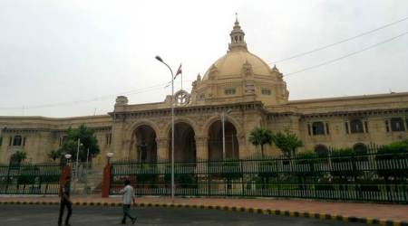 uttar pradesh assembly, up kidnapping case, up minister brijesh pathak, up school boy kidnap, up assembly session