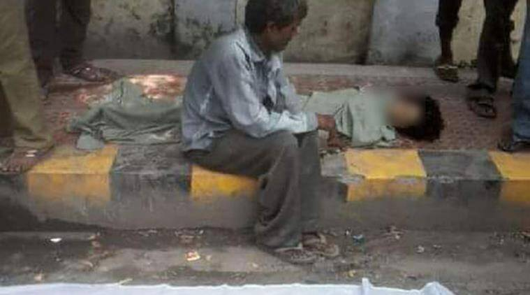 up father, up man begs for money, man begs for money, uttar pradesh father begs, father begs for vehicle, india news