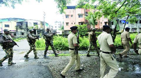 Maharashtra Police search operations called off in Uran