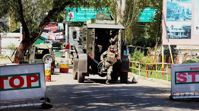 Uri attack: 17 soldiers martyred, 24 injured. We've had enough!