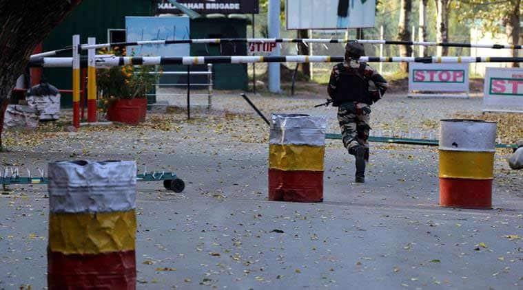 uri, uri attack, uri terror attack, jawans killed, 17 jawans killed, kashmir attack, kashmir terror attack, fidayin attack, suicide attack, kashmir situation, rajnath singh, narendra modi