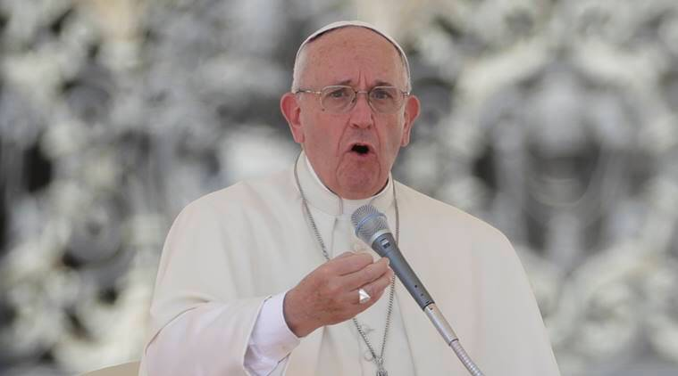 Pope Francis, Mother Teresa, Rome, St Peter's Square, Catholic faithful in Rome, Mother Teresa sainthood ceremony, Mother Teresa sainthood ceremony in rome, latest news, India news