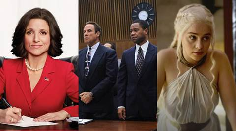 Emmy Awards 2016: Game of  Thrones, Veep and The People Vs OJ Simpson take top prizes