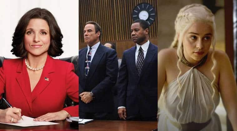 Emmy awards, Veep , The People Vs OJ Simpson