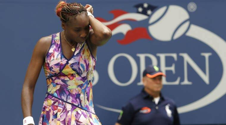 Image result for venus williams us open 2016
