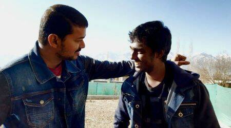 Vijay to team up with Atlee for the third time?